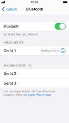 Apple iPhone SE - iOS 14 - Bluetooth - Verbinden von Geräten - Schritt 8