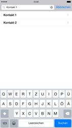 Apple iPhone 6 Plus - Anrufe - Anrufe blockieren - 0 / 0