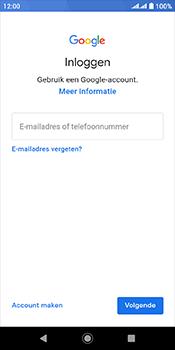 Alcatel 1-s-dual-sim-5024d - Applicaties - Account aanmaken - Stap 5