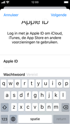 Apple iphone-se-met-ios-13-model-a1723 - Instellingen aanpassen - Back-up maken in je account - Stap 6