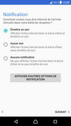 Sony Xperia XZ (F8331) - E-mails - Ajouter ou modifier un compte e-mail - Étape 22