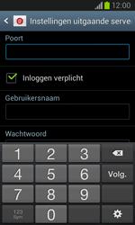 Samsung I8260 Galaxy Core - E-mail - Handmatig instellen - Stap 14