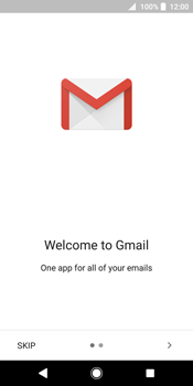 Sony Xperia XZ2 - E-mail - Manual configuration (gmail) - Step 5