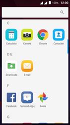 Alcatel Pixi 4 (5) - Internet - hoe te internetten - Stap 2