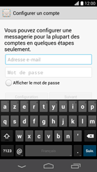 Huawei Ascend P6 - E-mail - 032c. Email wizard - Outlook - Étape 6