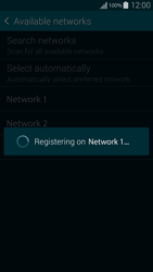 Samsung G850F Galaxy Alpha - Network - Manually select a network - Step 9