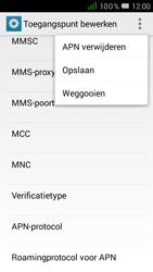 Alcatel One Touch POP D5 (OT-5038X) - Internet - Handmatig instellen - Stap 16
