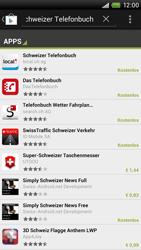 HTC One X Plus - Apps - Installieren von Apps - Schritt 7