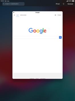 Apple iPad 9.7 (2018) iOS12 - Internet - internetten - Stap 14
