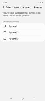 Samsung Galaxy A71 - Photos, vidéos, musique - Envoyer une photo via Bluetooth - Étape 12