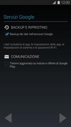 Samsung Galaxy S 5 - Applicazioni - Configurazione del negozio applicazioni - Fase 13