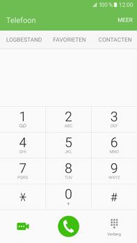 Samsung Galaxy J7 (2016) (J710) - voicemail - handmatig instellen - stap 4