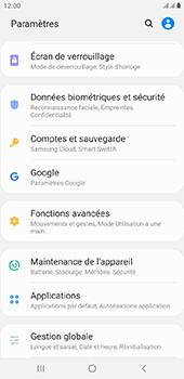 Samsung Galaxy J6 Plus - Sécurité - activéz le code PIN de l'appareil - Étape 4