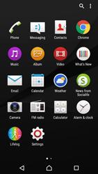 Sony E5823 Xperia Z5 Compact - E-mail - Sending emails - Step 3