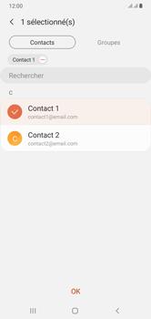 Samsung Galaxy A10 - E-mails - Envoyer un e-mail - Étape 9