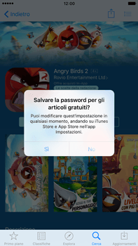 Apple iPhone 6 Plus iOS 9 - Applicazioni - Installazione delle applicazioni - Fase 17