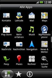 HTC A510e Wildfire S - Apps - Konto anlegen und einrichten - Schritt 3