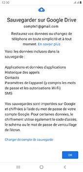 Samsung Galaxy J4 Plus - Données - créer une sauvegarde avec votre compte - Étape 10