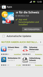Sony Xperia U - Apps - Installieren von Apps - Schritt 16