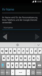 Huawei Ascend G6 - Apps - Konto anlegen und einrichten - 0 / 0