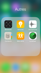 Apple iPhone 5s - iOS 11 - Contact, Appels, SMS/MMS - Ajouter un contact - Étape 4