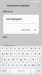 Samsung Galaxy S7 - Android Oreo - Internet - handmatig instellen - Stap 15