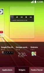 LG F70 - Applications - Personnaliser l