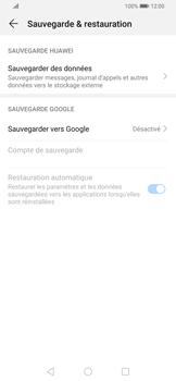 Huawei P Smart Z - Aller plus loin - Gérer vos données depuis le portable - Étape 8