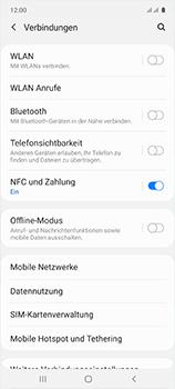 Samsung Galaxy A51 - WiFi - WiFi-Konfiguration - Schritt 5