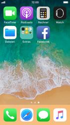 Apple iPhone 5s - iOS 11 - Automatisches Ausfüllen der Anmeldedaten - 3 / 8
