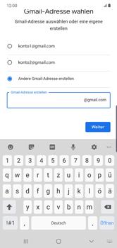 Samsung Galaxy Note 10 Plus 5G - Apps - Einrichten des App Stores - Schritt 12