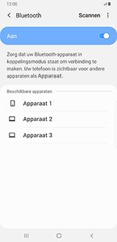 Samsung Galaxy S8+ - Android Pie (SM-G955F) - Bluetooth - Aanzetten - Stap 6