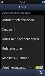 Samsung Wave - Anrufe - Anrufe blockieren - 5 / 10
