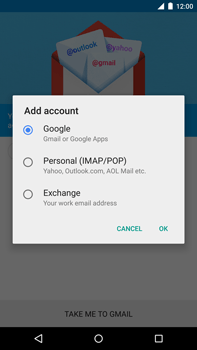 Motorola Nexus 6 - Email - Manual configuration POP3 with SMTP verification - Step 8