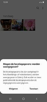 Samsung Galaxy A20e - contacten, foto