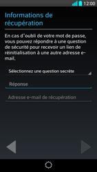 LG G2 - Premiers pas - Créer un compte - Étape 14