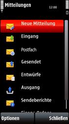 Nokia 5800 Xpress Music - MMS - Erstellen und senden - Schritt 6