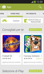 Samsung Galaxy Ace III - Applicazioni - Installazione delle applicazioni - Fase 5