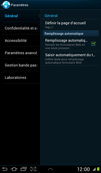 Samsung P3100 Galaxy Tab 2 7-0 - Internet - Configuration manuelle - Étape 19