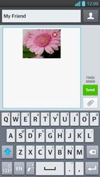 LG P875 Optimus F5 - MMS - Sending pictures - Step 12