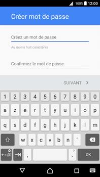 Sony Xperia Z5 Premium (E6853) - Android Nougat - Applications - Créer un compte - Étape 12