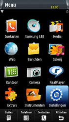 Samsung I8910 HD - MMS - handmatig instellen - Stap 3