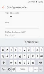 Samsung G389 Galaxy Xcover 3 VE - E-mail - Configuration manuelle - Étape 12