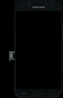 Samsung Galaxy J3 (2017) - Premiers pas - Insérer la carte SIM - Étape 3
