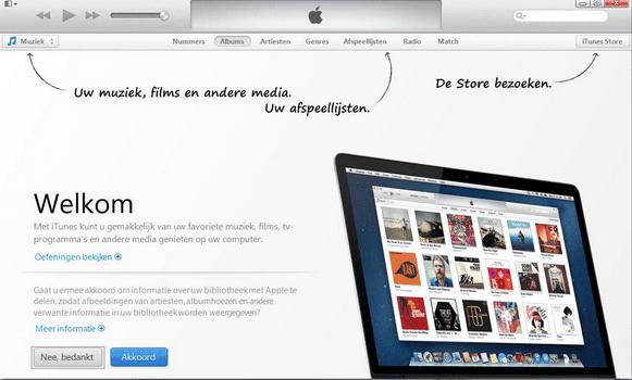 Apple iPhone 5 met iOS 7 - Software - Synchroniseer met PC - Stap 7