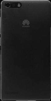 Huawei Ascend G6 - SIM-Karte - Einlegen - Schritt 2