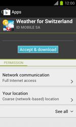 Samsung Galaxy S II - Applications - Installing applications - Step 15