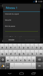 Acer Liquid Jade S - WiFi - configuration du WiFi - Étape 7