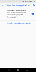 Huawei Y5 (2018) - Données - créer une sauvegarde avec votre compte - Étape 9