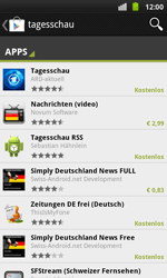 Samsung Galaxy S Plus - Apps - Herunterladen - 6 / 22